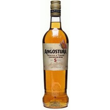 ANGOSTURA 5 YEARS GOLD 0.70 ltr 40%
