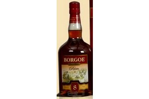 BORGOE GRAND RESERVE 8 YEARS 0.70 ltr 40%