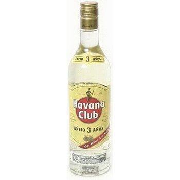 HAVANA CLUB 3 YEARS 1 ltr 40%