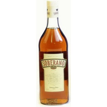 BRANDY SOBERANO 0.70 ltr 36%