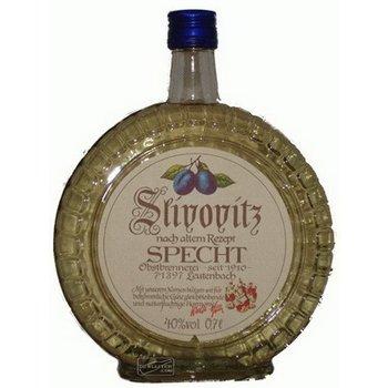 SPECHT SLIVOVITZ 0.70 ltr 40%