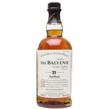 BALVENIE 21 YEARS PORTWOOD 0.70 ltr 40%