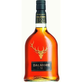 DALMORE 12YEARS 0.70 ltr 40%