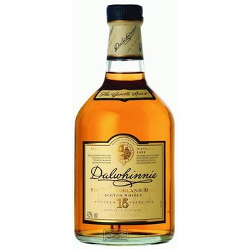 DALWHINNIE 15 YEARS 0.70 ltr 43%