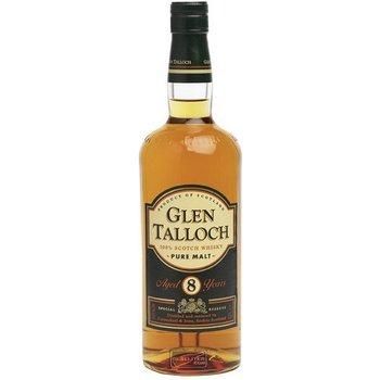 GLEN TALLOCH 8 YEARS BLENDED MALT 0.70 ltr 40%