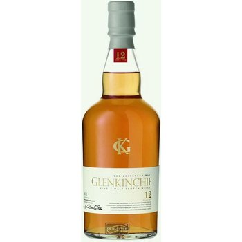 GLENKINCHIE 12 YEARS 0.70 ltr 43%