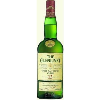 THE GLENLIVET 12 YEARS 0.70 ltr 40%
