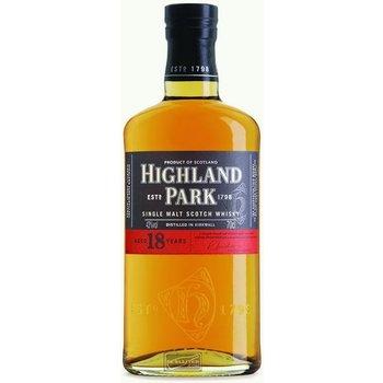 HIGHLAND PARK 18 YEARS 0.70 ltr 43%