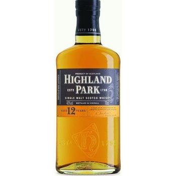 HIGHLAND PARK 12 YEARS 0.70 ltr 40%