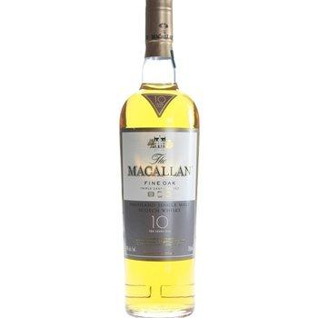 MACALLAN 10 YEARS FINE OAK 0.70 ltr 40%
