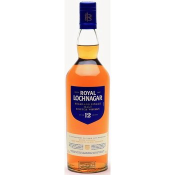 ROYAL LOCHNAGAR 12 YEARS 0.70 ltr 40%