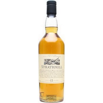STRATHMILL 12 YEARS FLORA & FAUNA 0.70 ltr 43%
