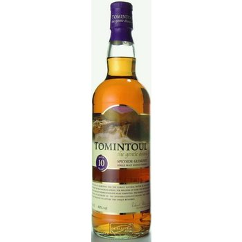 TOMINTOUL 10 YEARS 0.70 ltr 40%