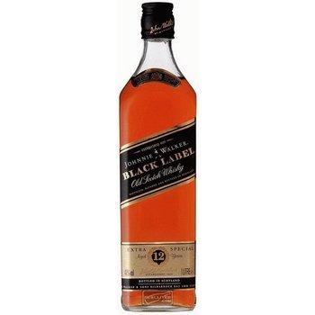 JOHNNIE WALKER BLACK LABEL 0.70 ltr 40%