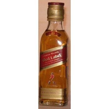JOHNNIE WALKER RED LABEL 0.20 ltr 40%
