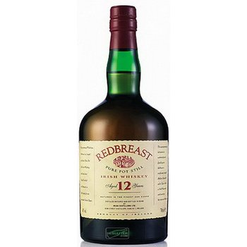 REDBREAST 12 YEARS 0.70 ltr 40%