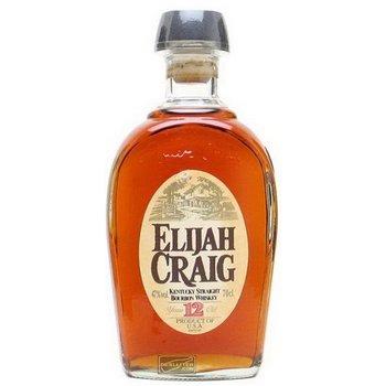 ELIJAH CRAIG 12 YEARS 0.70 ltr 47%
