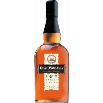 EVAN WILLIAMS SINGLE BARREL 0.70 Ltr 43%