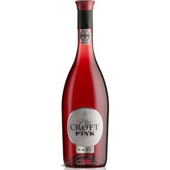 CROFT PINK PORT ROSE 0.75 Ltr 20%