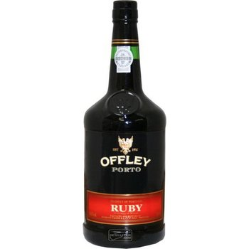OFFLEY RUBY 0.75 Ltr 19.5%