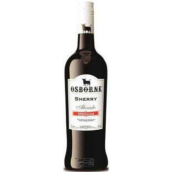 OSBORNE MEDIUM DRY 0.75 Ltr 15%