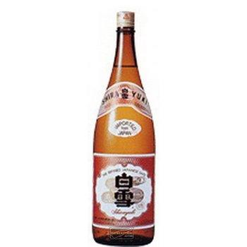 SAKE SHIRAYUKI 0.75 Ltr 14.5%