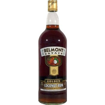 BELMONT ESTATE GOLD COCONUT 1 Ltr 40%