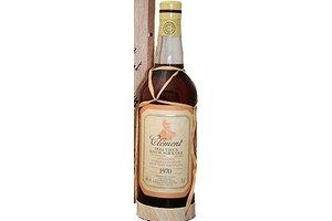 CLEMENT VINTAGE 1970 0.70 Ltr 44% Martinique Rum