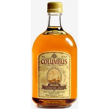 COLUMBUS ANEJO 7 YEARS 0.70 ltr 37.5%