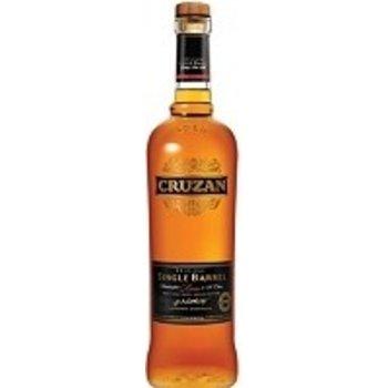 CRUZAN SINGLE BARREL op=op 1 ltr 40%