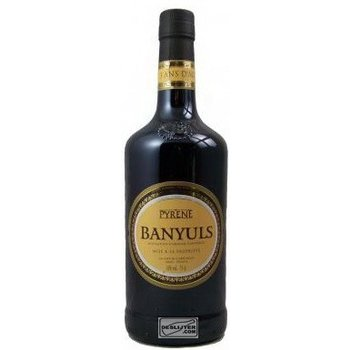 PYRENE BANYULS 0.75 Ltr 16%