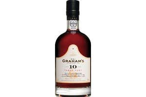 GRAHAM'S OLD TAWNY PORT 10 YEARS 0.75 Ltr 20%