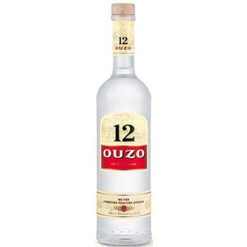 OUZO 12 1 Ltr 40%