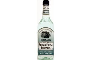 YUKON JACK PERMAFROST 0.75 Ltr 50% Canada whisky likeur