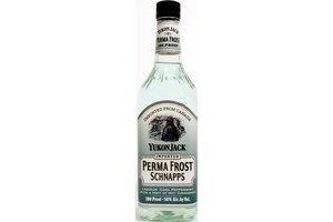 YUKON JACK PERMAFROST 0.75 Ltr 50% Canada whisky likeur