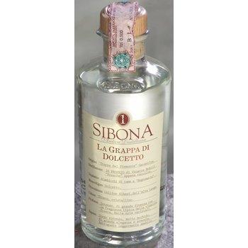GRAPPA SIBONA DOLCETTO 0.50 Ltr 42%