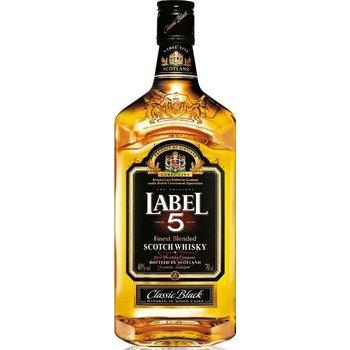 LABEL 5 SCOTCH 0.70 Ltr 40%