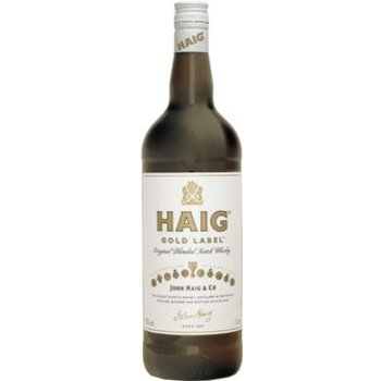 HAIG GOLD LABEL 0.70 Ltr 40%