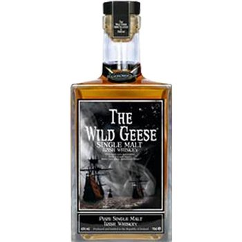THE WILD GEESE SINGLE MALT 0.70 Ltr 43%