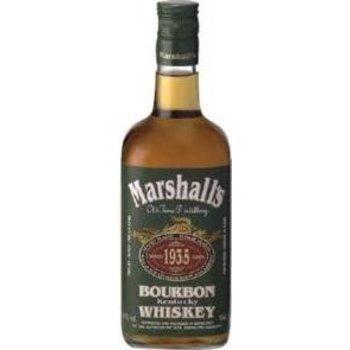 MARSHALLS BOURBON 0.70 Ltr 40%