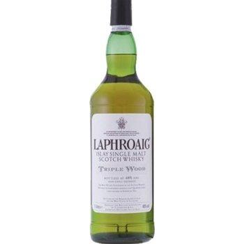 LAPHROAIG TRIPLE WOOD 1 Ltr 48%