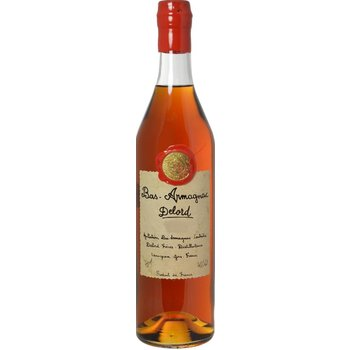 DELORD NAPOLEON 10YEARS 0.70 Ltr 40%