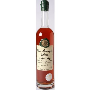 BAS DELORD VINTAGE 25 YEARS 0.70 Ltr 40%