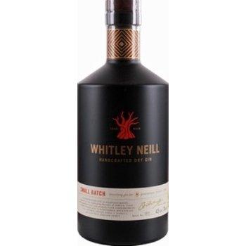 WHITLEY NEILL SMALL BATCH GIN 0.70 Ltr 42%