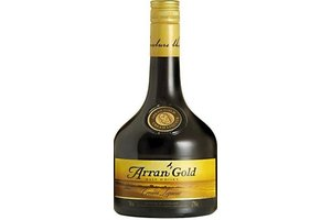 ARRAN GOLD SINGLE MALT CREAM LIQUEUR 0.70 ltr 17% likeur