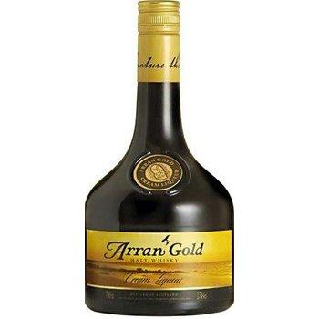 ARRAN GOLD SINGLE MALT CREAM LIQUEUR 0.70 ltr 17%