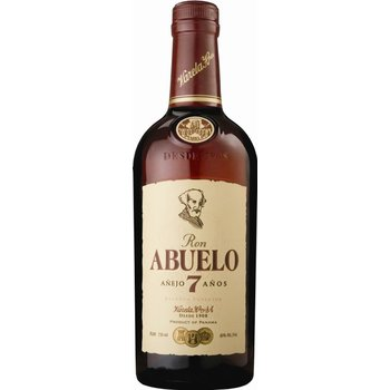 ABUELO 7 YEARS 0.70 ltr 40%