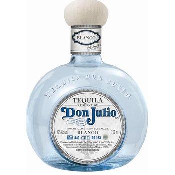 DON JULIO BLANCO 100% AGAVE 0.70 Ltr 38%