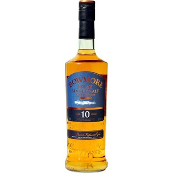 BOWMORE 10 YEARS TEMPEST BATCH 4 0.70 Ltr 55.1%