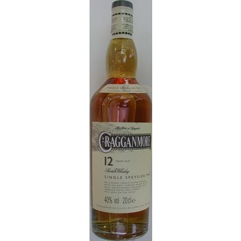 CRAGGANMORE 12 YEARS 0.20 Ltr 40%